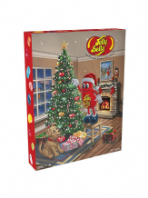 Jelly Belly Jelly Bean Advent Calendar - JB Decorating Xmas Tree